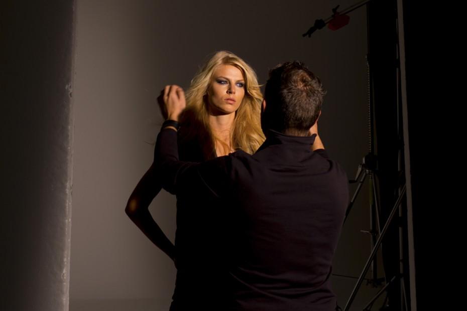 model hairdresser milan