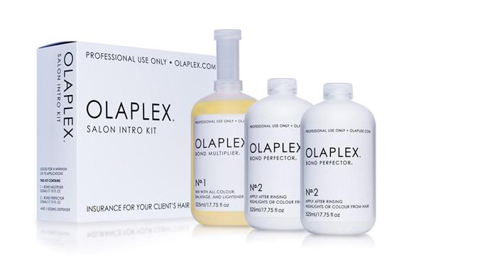 Olaplex trattamento ricostruzione capelli